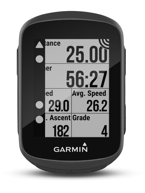 Garmin Edge 130 Navigationsudstyr sort